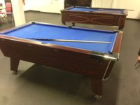 second hand pool tables