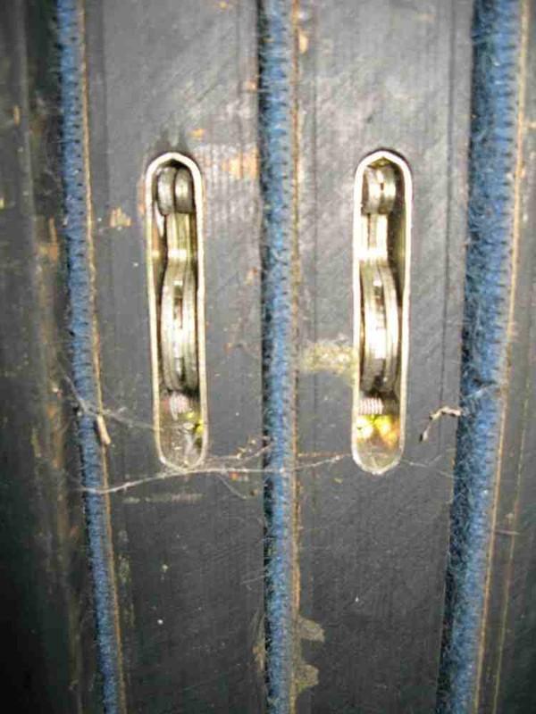 Coffin Lock