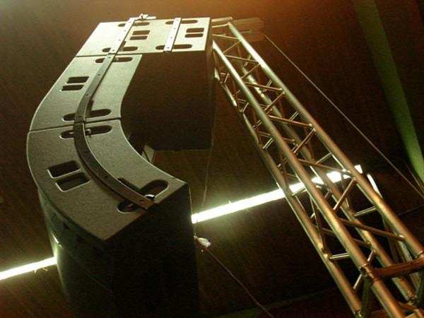 FBT Complete Line Array System for sale