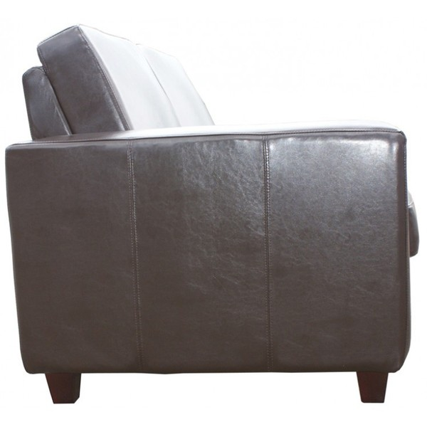 Brown Leather 2 Seater Sofas