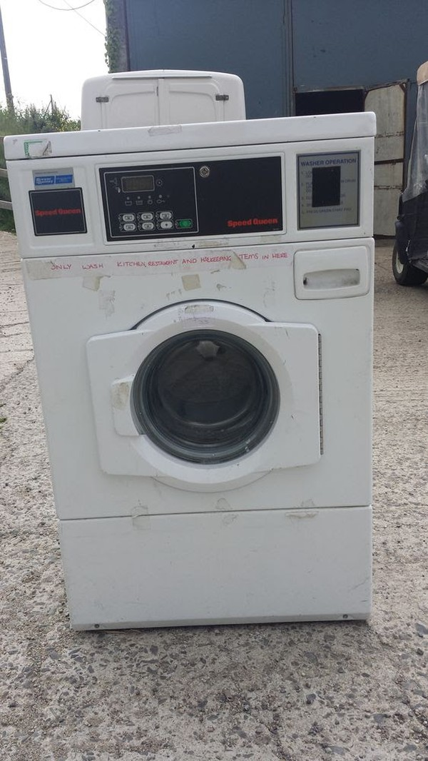 2x speed queen commercial dryers for sale