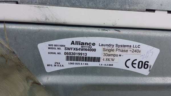 2x speed queen commercial washing machines