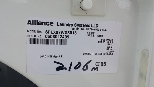 2x speed queen commercial washing machines for sale