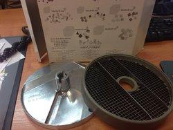 CL 50  Gourmet Robot Coupe spare dicing blade