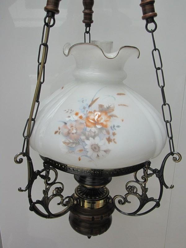 Unique Dutch Style Lamps