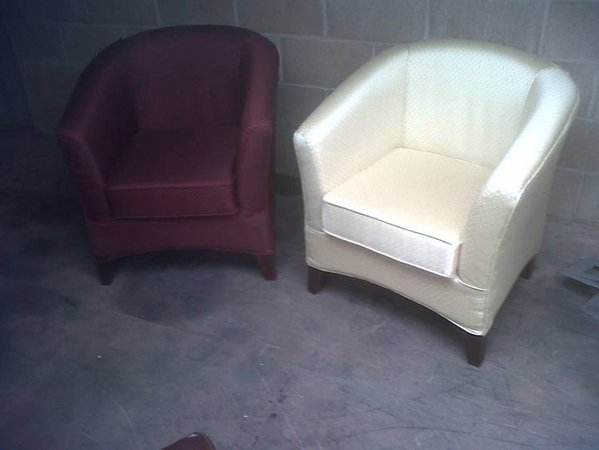 Brand New Contract Grade Tub Chairs