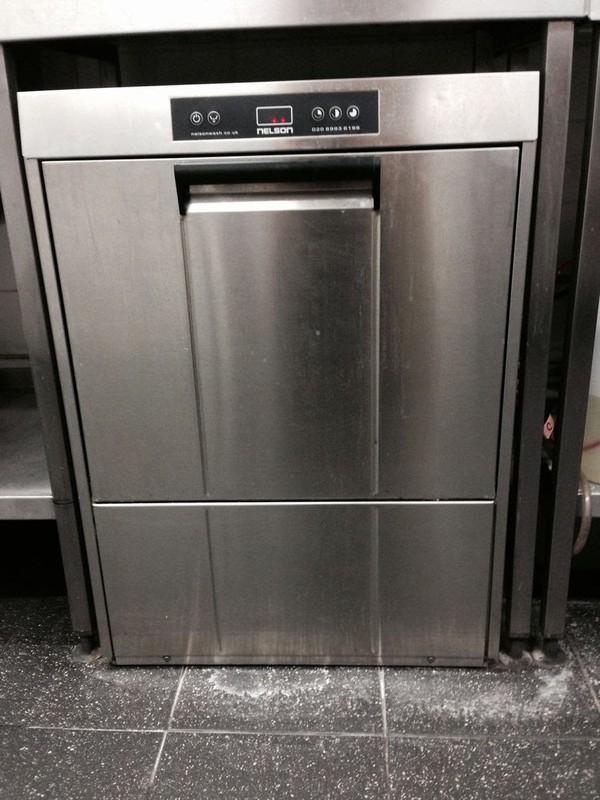 Nelson Speedwash Dishwasher