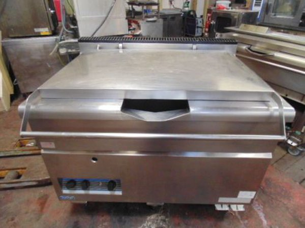 Bonnet B-SA65.G.BL Gas Bratt Pan