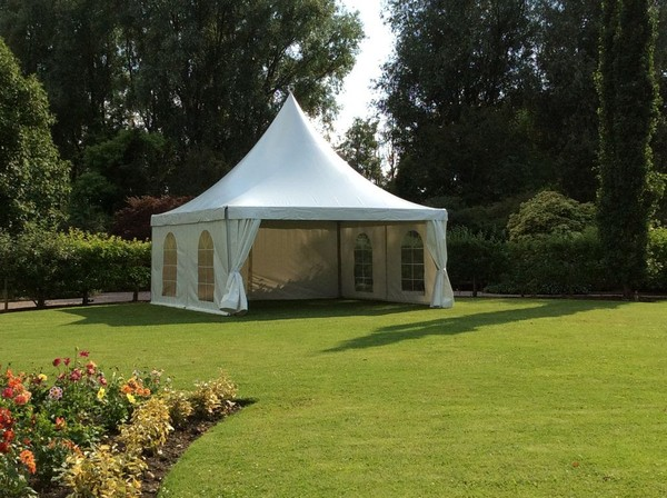 6m x 6m Pagoda Marquee