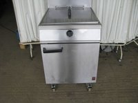 Lincat single well fryer for sale