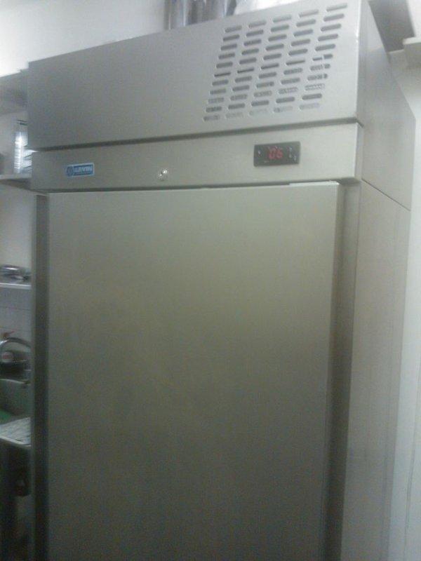 Interlevin upright fridge