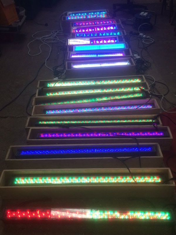 Job Lot LED Wall Washer Very Powerful IP64 & IP44
