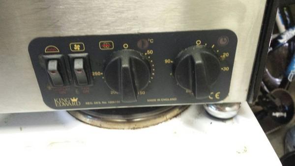 Buy Used King Edward Potato Oven