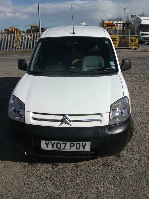 2007 Citroen Berlingo van