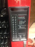 Second hand  Kit Kat Vending Machine