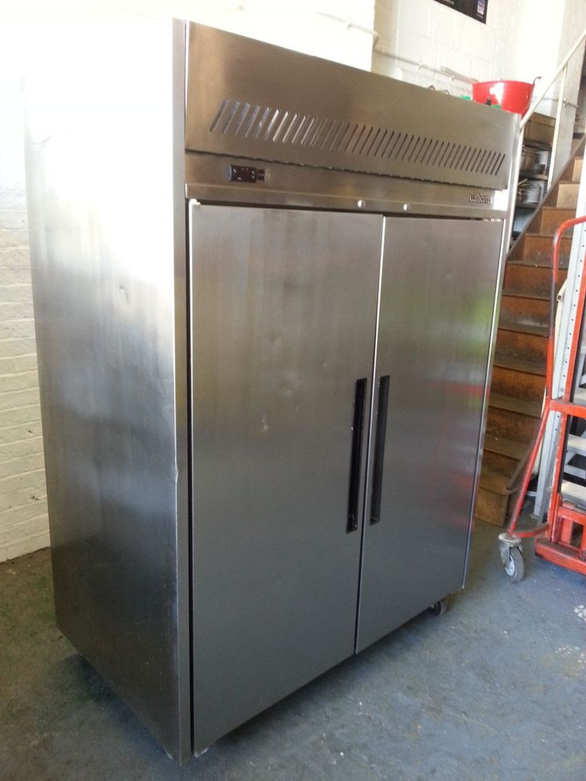 Secondhand Catering Equipment Upright Fridges Williams