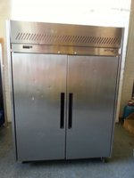 Williams Double Door Upright Fridge