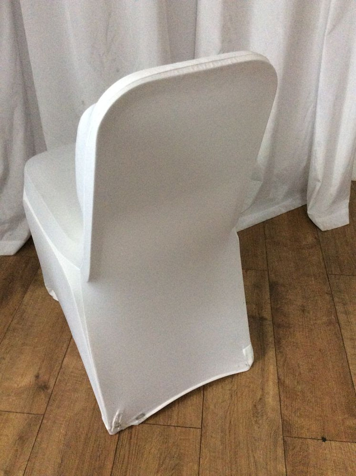 Secondhand Chairs And Tables Chair Covers White Lycra