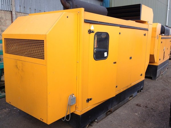 250Kva Prime Power 'VISA' Hire Spec Generator