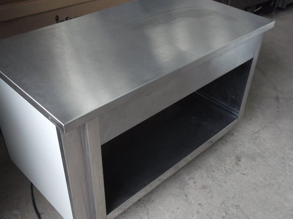Moffat Stainless Steel Cabinet