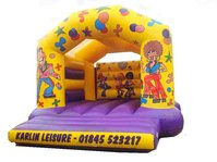 17ft x18ft Adult Bouncy Castle for sale