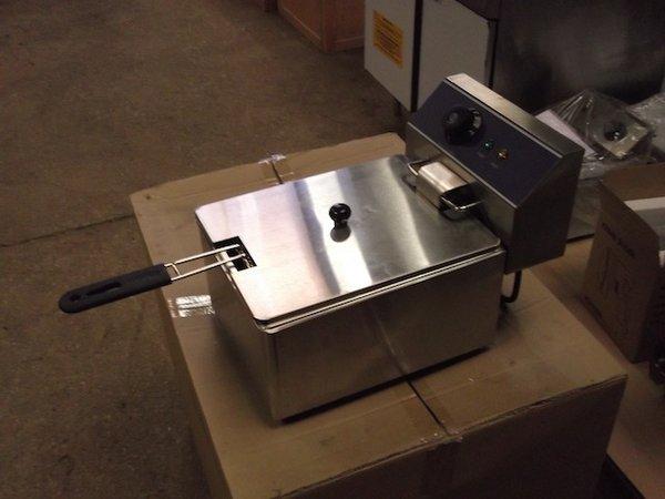Brand New  Tabletop Single  Fryer