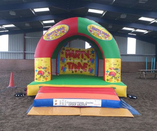 12x15ft Covered Bouncy Castle