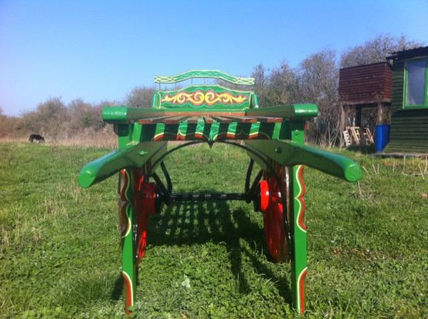 used Large hand cart