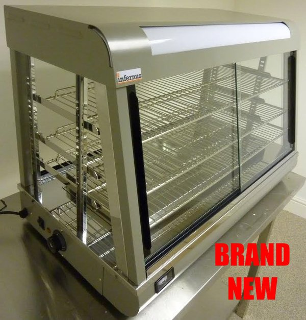 NEW Heated Display Cabinet/ Showcase for sale