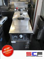 Barbecue King Commercial Gas Pressure Fryer