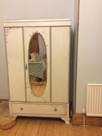 French Shabby Chic Armoire