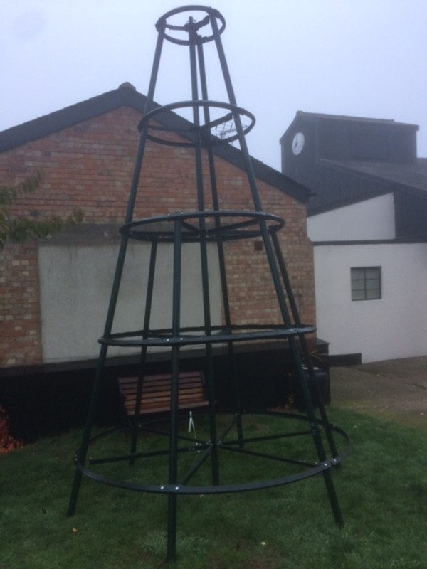 Large 18Ft Artificial Christmas Tree Frame