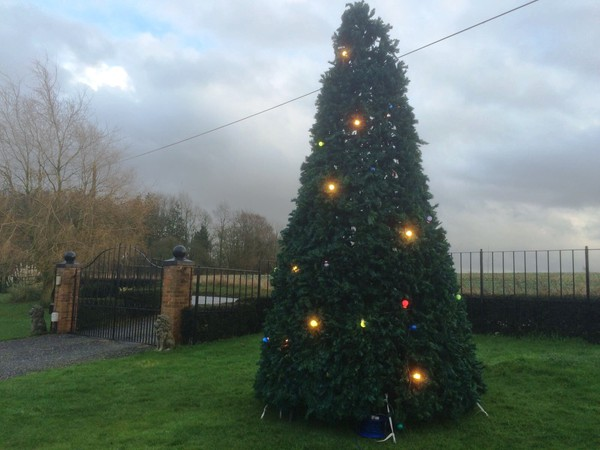 Large 18Ft Artificial Christmas Trees
