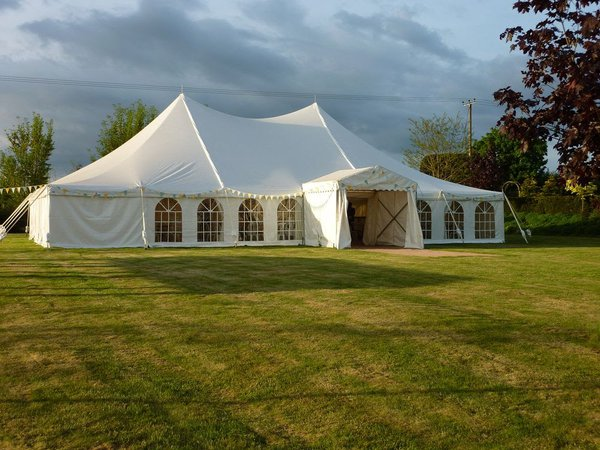 Baytec traditional marquee