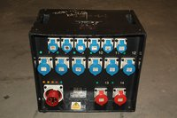 Instant Power 3 Phase Power Distribution Distro Box