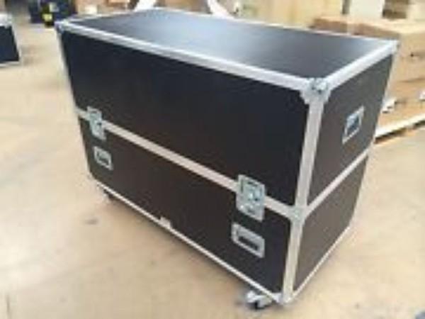 Trifibre Plasma TV flight Case