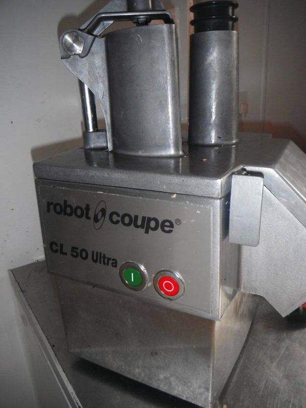 Robot coupe vegetable prep machine CL50 ULTRA