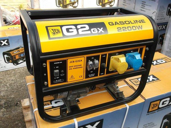 JCB G2GX Generator