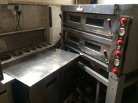 Job Lot Italforni Pizza Oven and Pizzeria Equipment