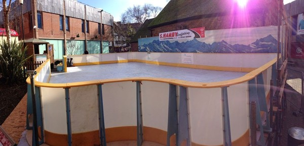 Buy Synthetic Ice Rink Business