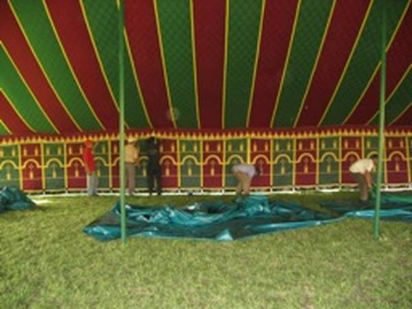 Moroccan Marquee 40' x 80'  - Aberfeldy, Perthshire 6