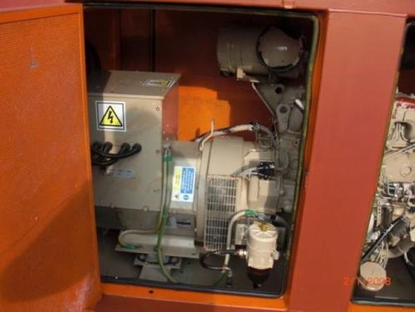 Iveco diesel generator