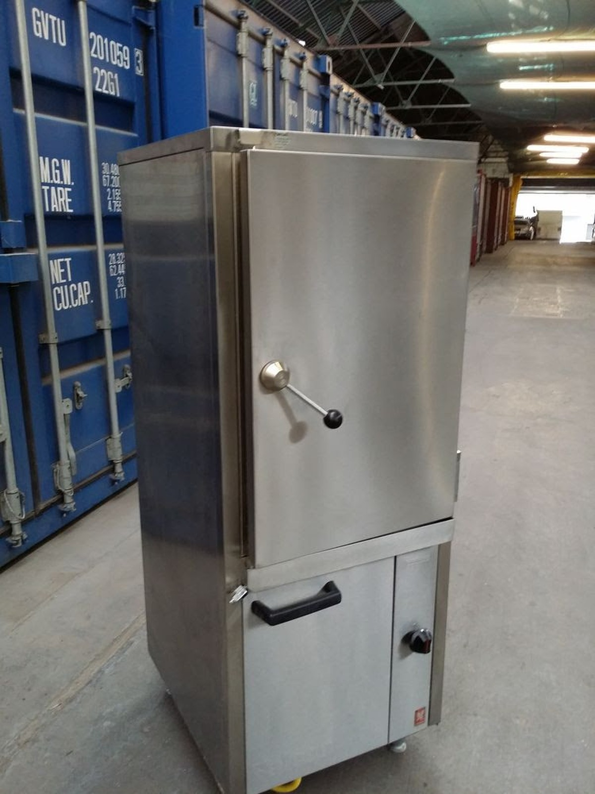 Secondhand Catering Equipment Steam Cookers Falcon