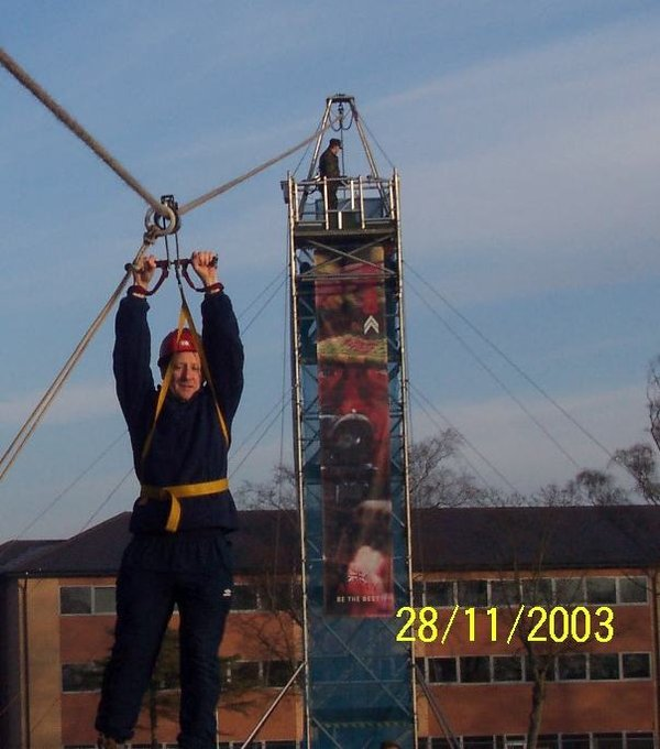 Zip wire for sale