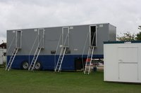 16 Bed Accommodation And Offices  44FT Articulated Trailer