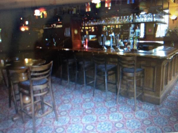 Original solid wood Pub bar