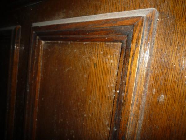 wooden bar panel