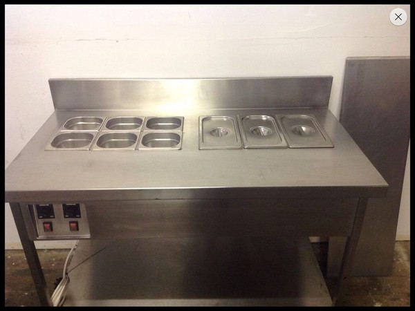 Wet Well Bain Marie for sale