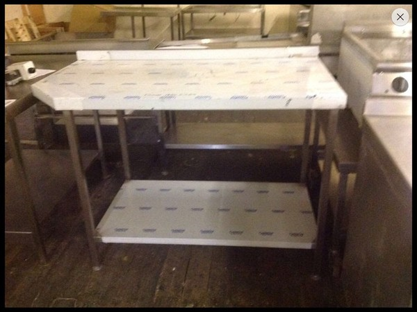 Stainless steel work bench for sale