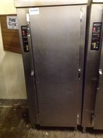 Moffat cr20 regeneration oven
